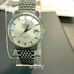 OMEGA Constellation Pie Pan Dial cal, 564 Automatic Men's Watch 168010 stainless