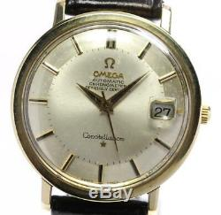 OMEGA Constellation Pie pan Dial cal, 561 Automatic Men's Watch(s) 528291
