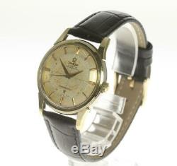 OMEGA Constellation Pie pan dial cal, 551 Automatic Men's Watch 554574