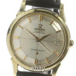 OMEGA Constellation Pie pan dial cal. 561 date Automatic Men's Watch 568051