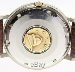 OMEGA Constellation TURLER Date Pie Pan Dial Automatic Men's Watch 423350