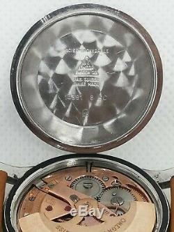 Omega CONSTELLATION pie pan cal 551 with 24 jewels, with original certificate