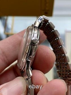 Omega Constellation Automatic Pie Pan vintage Steel Bracelet mens 1969 watch