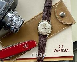 Omega Constellation Gold Pie Pan Gold Capped Vintage Mens Automatic 1964 watch