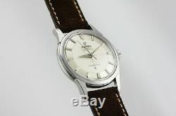 Omega Constellation Pie Pan 1961, Full Set w Cert & Service Papers