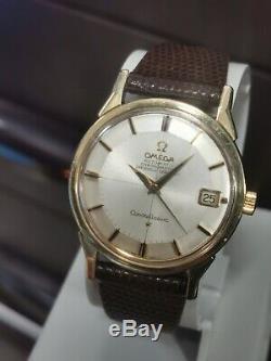 Omega Constellation-Pie Pan- Automatic Chronometer-34mm-ref168005