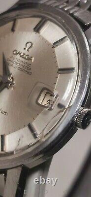 Omega Constellation Pie Pan Automatic-Chronometer cal. 564 Steel case 35 mm