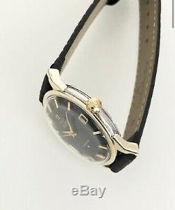 Omega Constellation Pie Pan Calendar Automatic Cal. 561 Dating To 1962