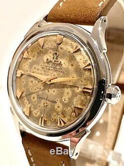 Omega Constellation Pie Pan Dial, Automatic Chronometre. Vintage. Rare patina