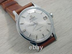 Omega Constellation Pie Pan Vintage Men's Automatic Watch