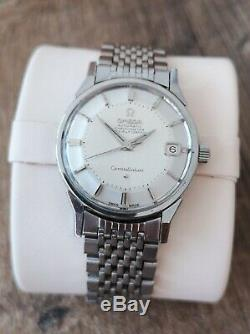 Omega Constellation Pie Pan Vintage Watch, Fully Serviced + Warranty 1963