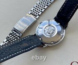 Omega Constellation Turler Automatic Pie Pan vintage Steel mens 1963 watch