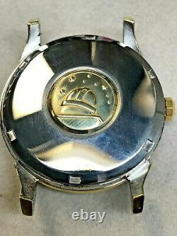 Omega Constellation Watch Gold Capped Pie Pan Dial 561 Great Condition Working