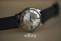 Omega constellation pie pan automatic chronometer cal 561 168.005