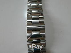 Original Panera1 PAN Luminor 22mm Stainless Steel Watch Band Strap