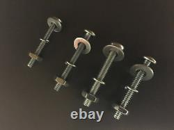 Phillips Pan Head Machine Screw Assortment & Metal Bin Tray Stainless Steel