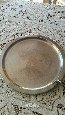 RARE Copper Clad Revere Ware 12 Griddle Pan. See pictures. Read description