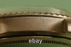 Rare 1968 Rolex datejust 1601-3 36mm pie pan dial JUST SERVICED