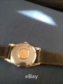 Rare Omega Constellation cal564 gold/Stainless case Pie Pan Dial Watch
