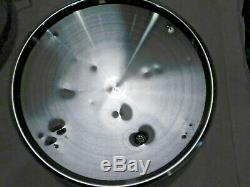 SALADMASTER 9 QT BRAISER 316Ti TITANIUM STAINLESS STEEL PAN JUMBO SKILLET USA