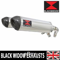 ST1100 ST 1100 Pan European Exhaust Stainless Steel Silencer End Can 400ST