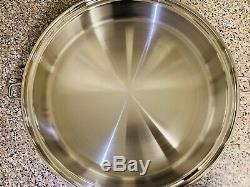 SaladMaster Mega Skillet LIMITED EDITION 6 Quart (5.7 Litre) 15 Inch Frying pan