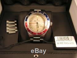 Steinhart Ocean One Vintage Dual Time Premium Pan Am GMT
