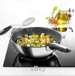 Tefal Ingenio Pots and Pans Set, Stainless Steel, 13-Piece, Induction 13