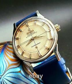 Vintage 1962 Omega Pie-Pan Constellation Cal. 551 Automatic 24J Men's Watch
