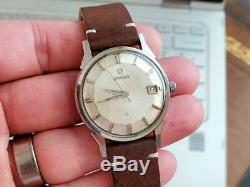 Vintage 1963 OMEGA Constellation Pie-Pan Auto Chronometer Ref168.005