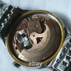 Vintage 1967 Omega Pie Pan Constellation Cal. 564 Automatic Men's Watch Superb