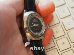 Vintage Classic 1970s HAMILTON Pan Europ 701 Automatic Gents Watch