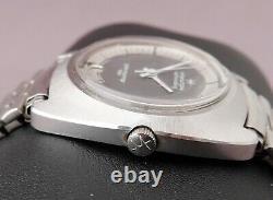 Vintage Hamilton Pan Euro 701 self winding wristwatch date running well