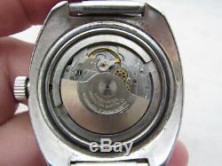 Vintage Hamilton Pan Europ Mens 42mm Automatic Steel Divers Watch Ref. 64065-3