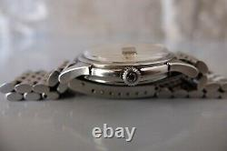 Vintage OMEGA Constellation Date Pie Pan Dial Chronometer SS Ref. 14393 Cal. 561