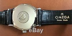 Vintage Omega Automatic Chronometer Constellation Pie Pan Original dial