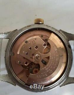 Vintage Omega Automatic Constellation Pie Pan Watch