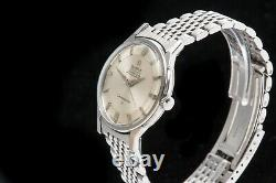 Vintage Omega Constelation Pie Pan Men's Wrist Watch