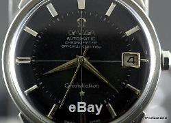 Vintage Omega Constellation 168.005 Pie Pan Dial Stainless Steel 561 Movement
