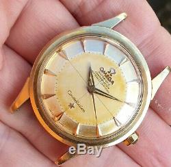 Vintage Omega Constellation Chronometer Cal 505 Pie Pan Watch 2852