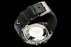 Vintage Omega Seamaster Chronostop Jumbo Pilot Line Men's Wrist Watch Pie Pan