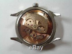 Vintage Stainless Steel OMEGA CONSTELLATION 505 PIE PAN 2852 8 SC