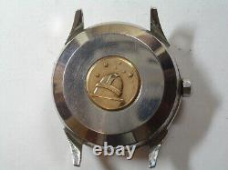Vintage Stainless Steel Omega Constellation cal 505 Pie Pan 2852 8 SC