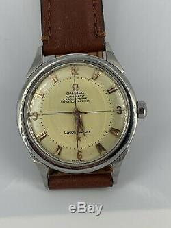 Vintage omega constellation pie pan Cal 352 Bumper Auto Dating 1952 Serviced